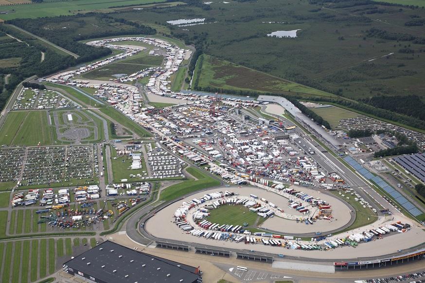 Overzicht Circuit 2017 Truckstar Festival