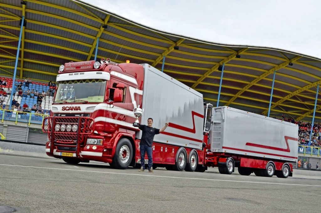 mooiste truck,