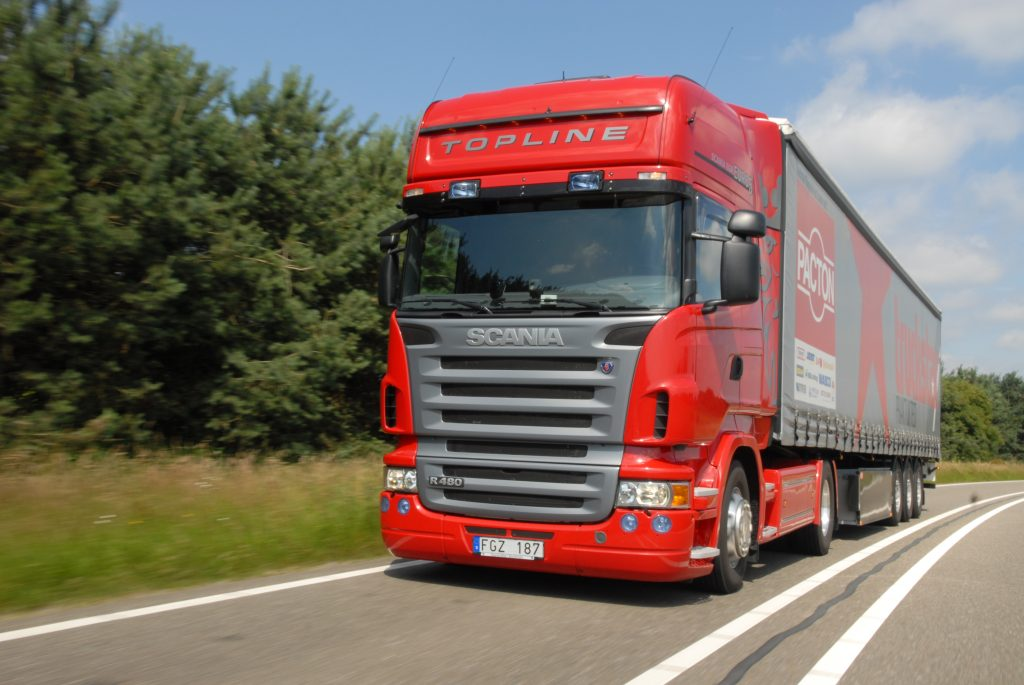 Praktijktest Scania R480 Topline Euro5