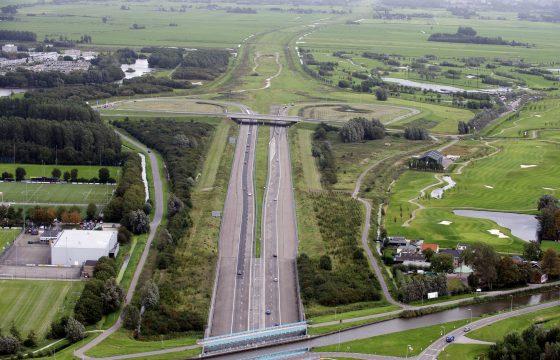 A4 Delft-Schiedam in 2015 klaar