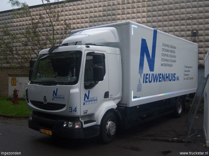 Nieuwenhuis Stofvrij Stralen