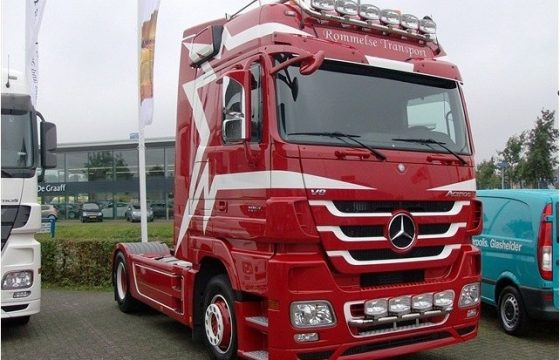 Rommelse transport