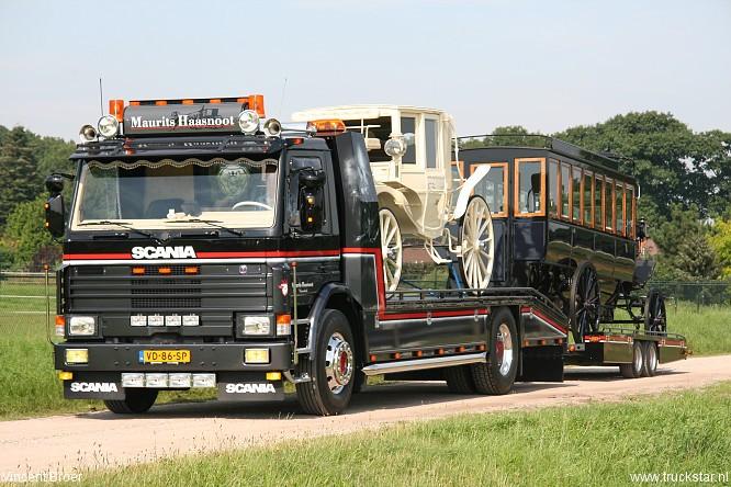 Maurits Haasnoot - Truckstar