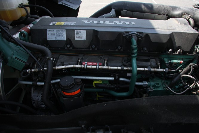 Volvo FH 440 DME engine