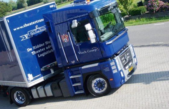 Visch Cargo Nederland