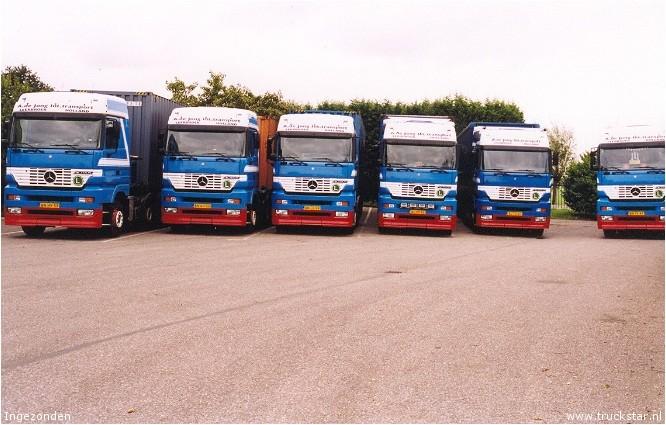 A. de Jong int. transport