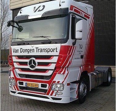 Van Dongen transport