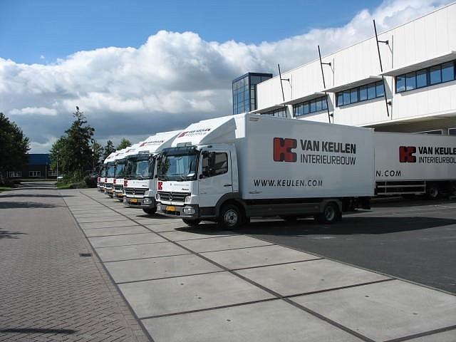 van keulen interieurbouw truckstar