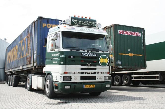 Foto daf xf van van der windt transport b v