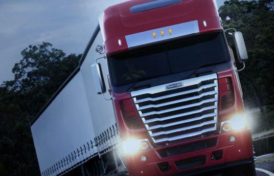 Facelift voor Freightliner Argosy