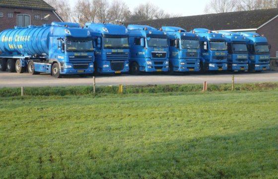 Achterhoekse bedrijven vergroenen met biogas uit mest
