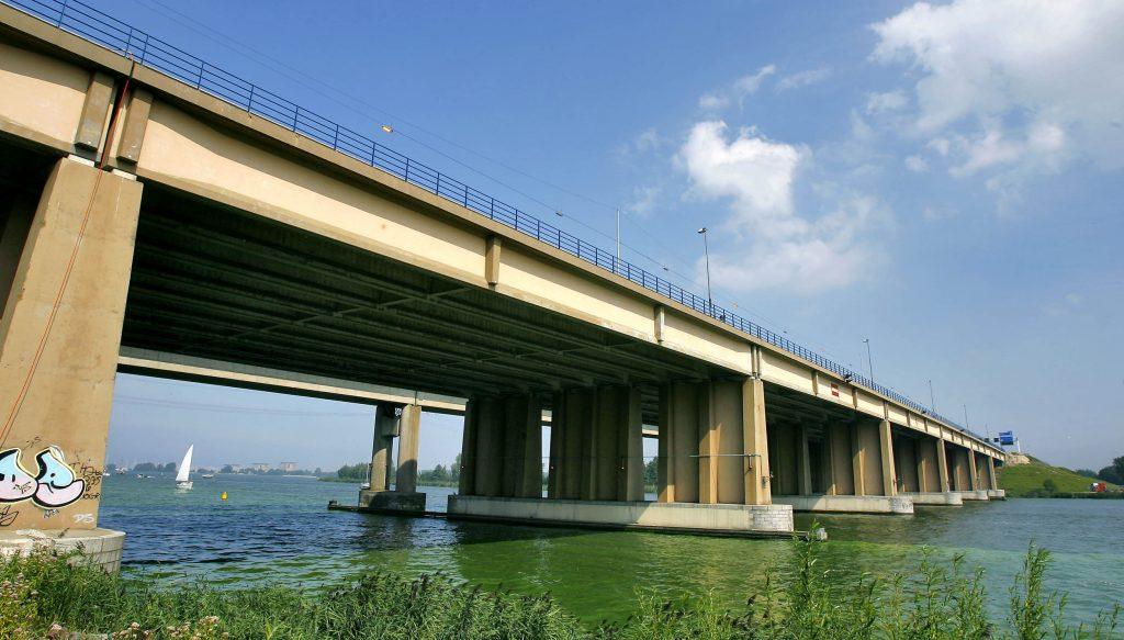 1 op 5 bruggen niet veilig