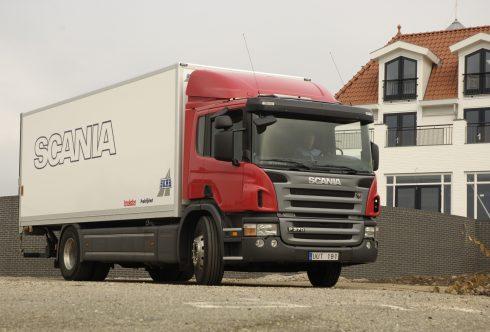 Praktijktest Scania P270