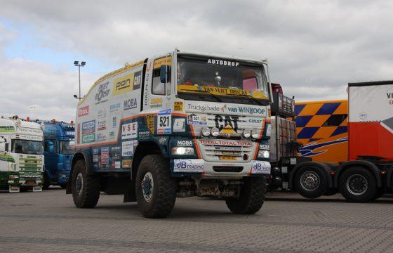 Dakarmonster wint decibellencontest