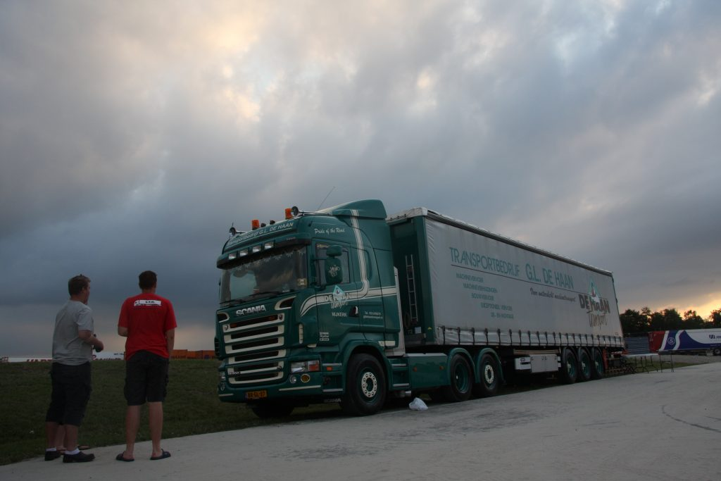 Redelijk weer verwacht Truckstar Festival
