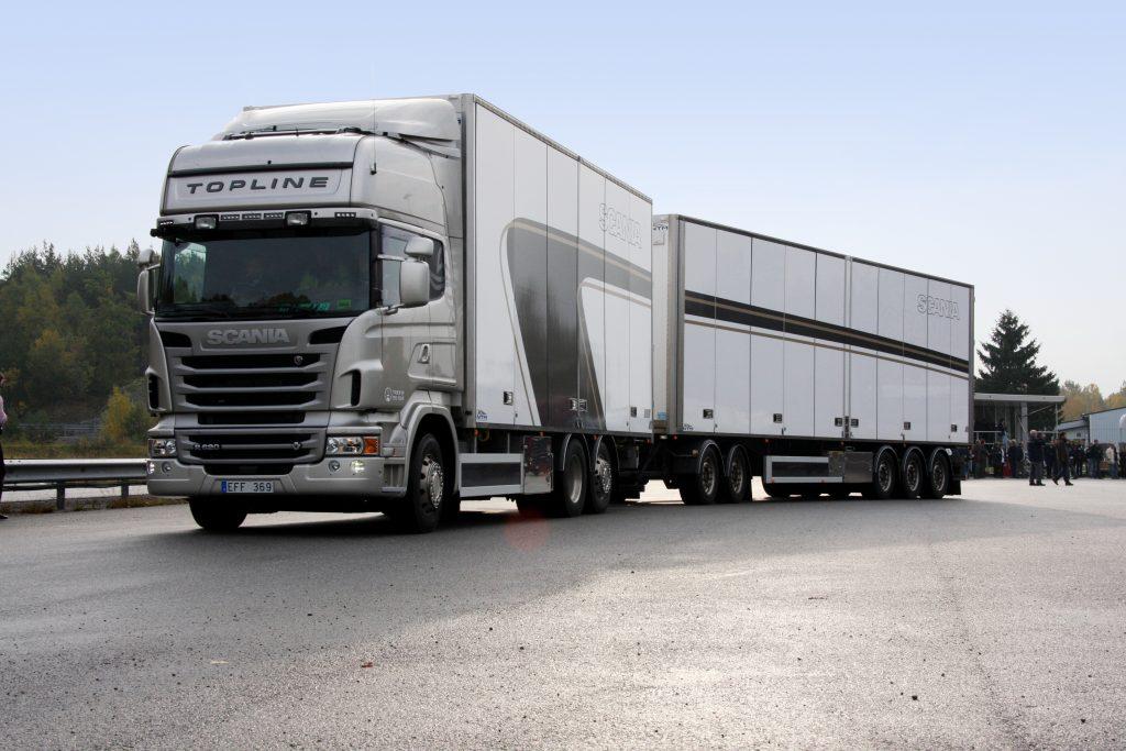 Scania verlaagt productie