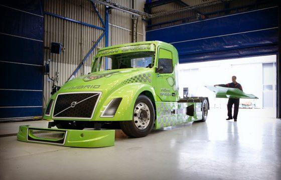 Zweedse racelegende op Truckstar Festival