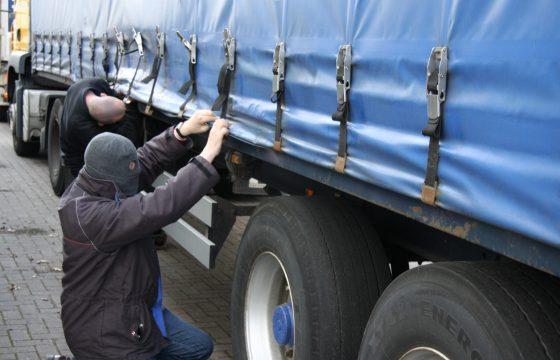 Meer aangiftes transportcriminaliteit