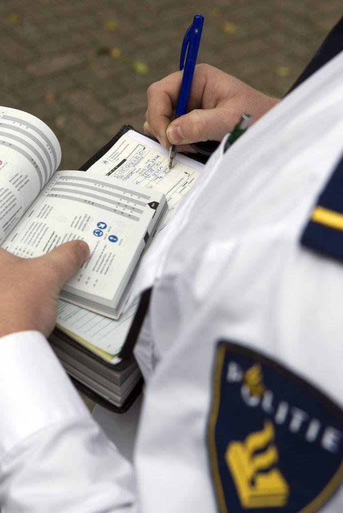 3.400 euro boete voor Sloveense chauffeur