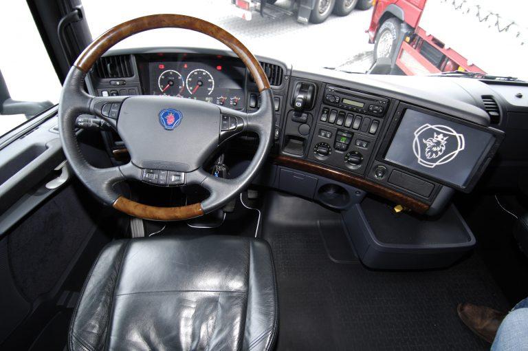 Praktijktest Scania R620 Topline Euro4