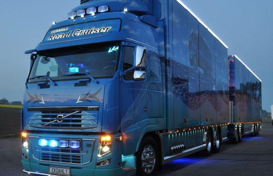 Volvo Road Cruiser komt naar Assen