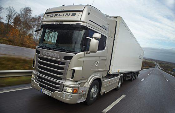 Scania met Euro 6 in Gorinchem