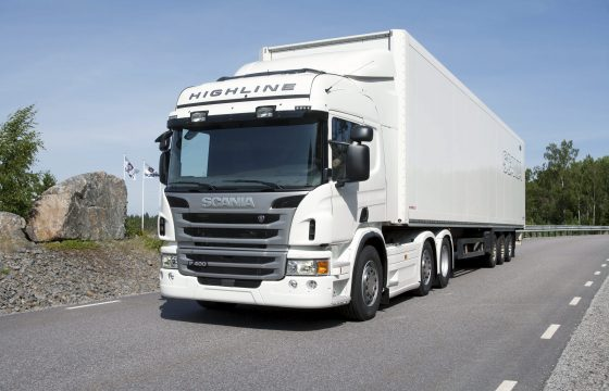 Scania: facelift P-serie