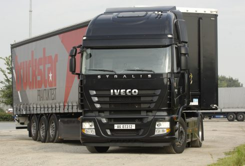 Praktijktest Iveco Stralis AS440 Euro5
