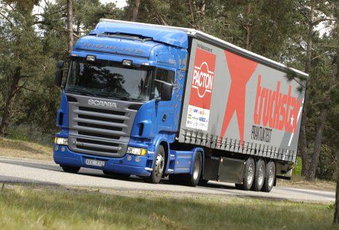 Praktijktest Scania R500 Euro5