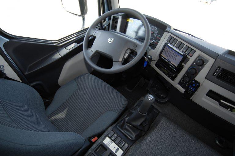 Praktijktest Volvo FE 320 Euro5