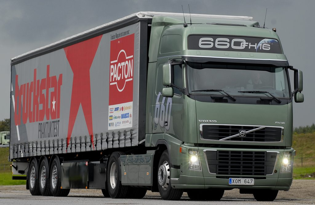 Praktijktest Volvo FH16 660 Euro4