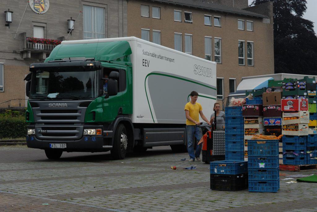 Praktijktest Scania P280 EEV