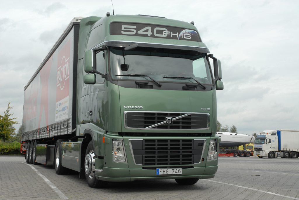 Praktijktest Volvo FH16 540 Globetrotter XL Euro4