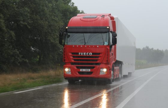 Praktijktest Iveco Stralis AS500 Euro5