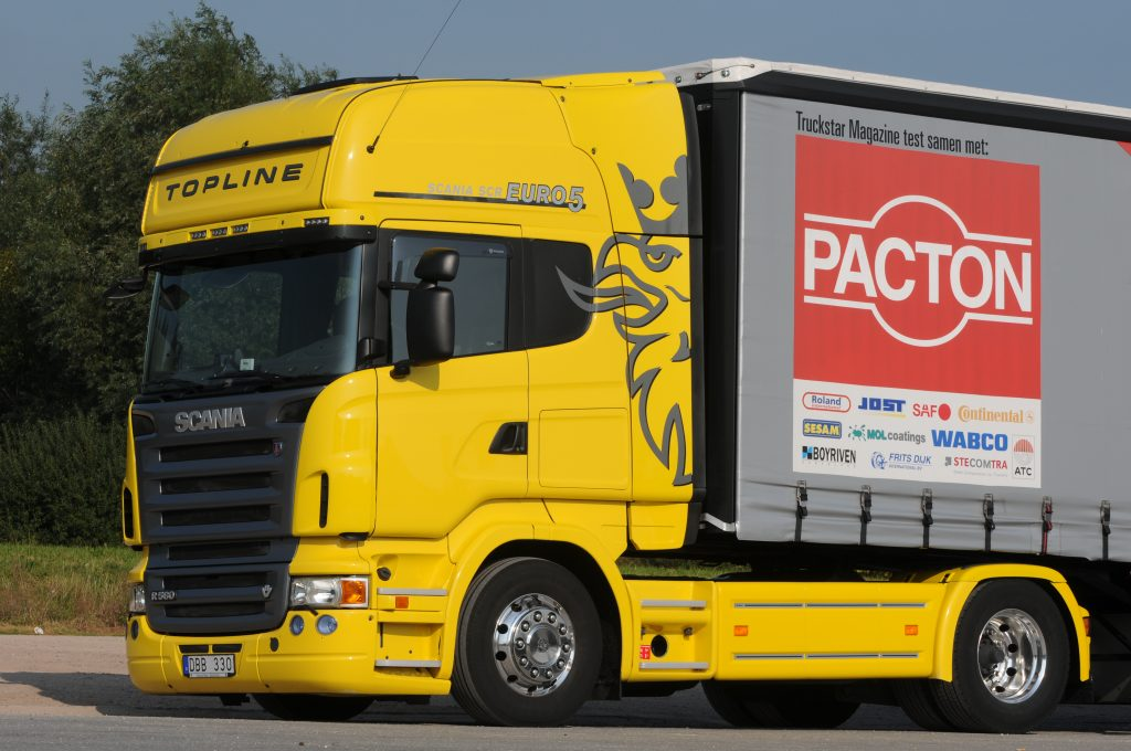Praktijktest Scania R560 Topline Euro 5