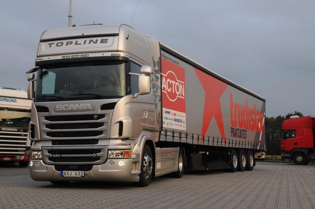 Praktijktest Scania R620 Topline