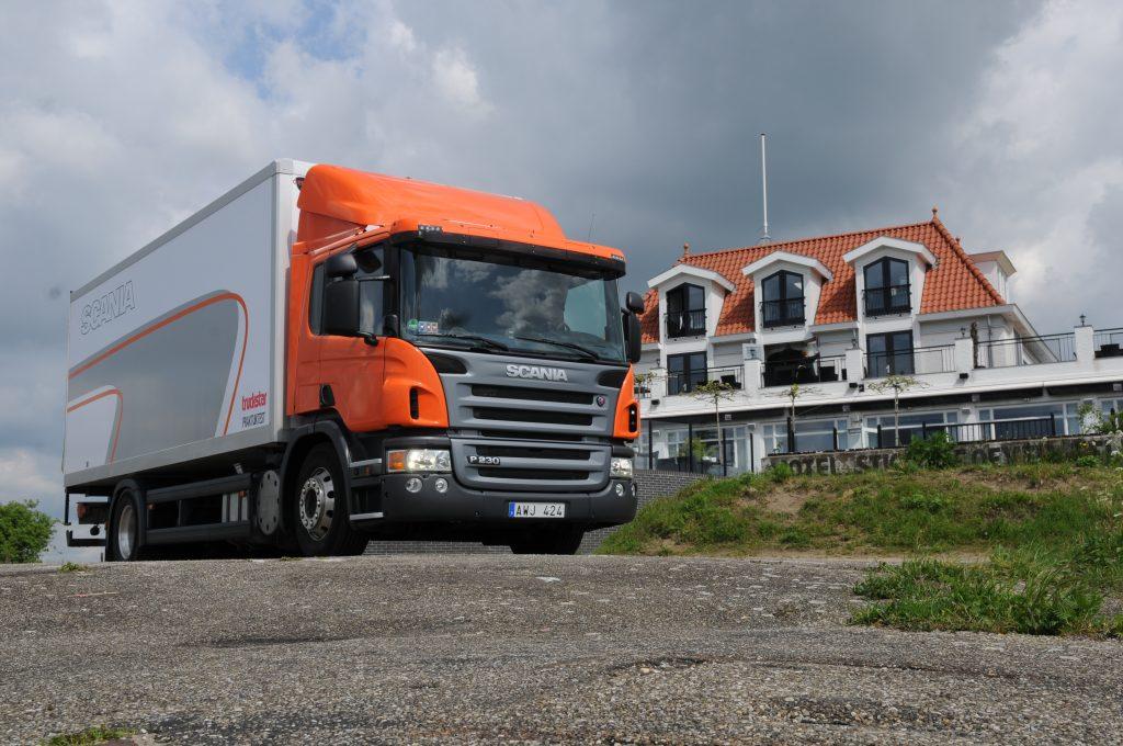Praktijktest Scania P230
