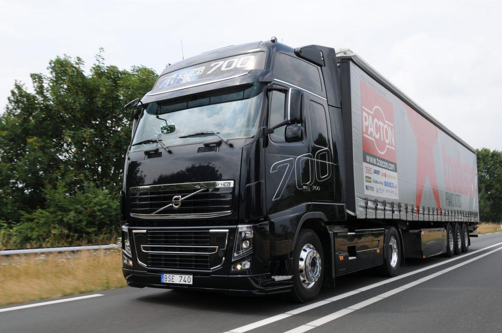 Praktijktest Volvo FH16 700 Globetrotter XL Euro5