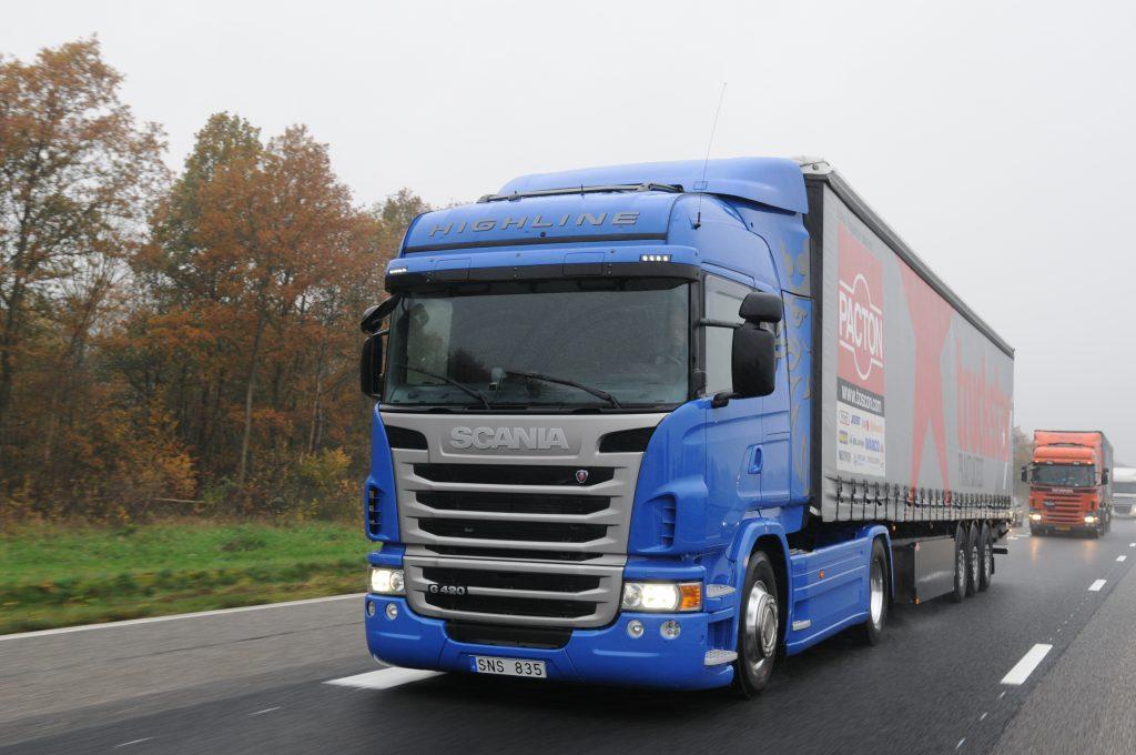 Praktijktest Scania G420 Highline