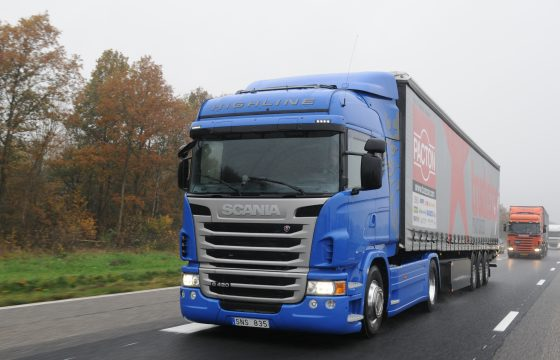 Praktijktest Scania G420 Highline