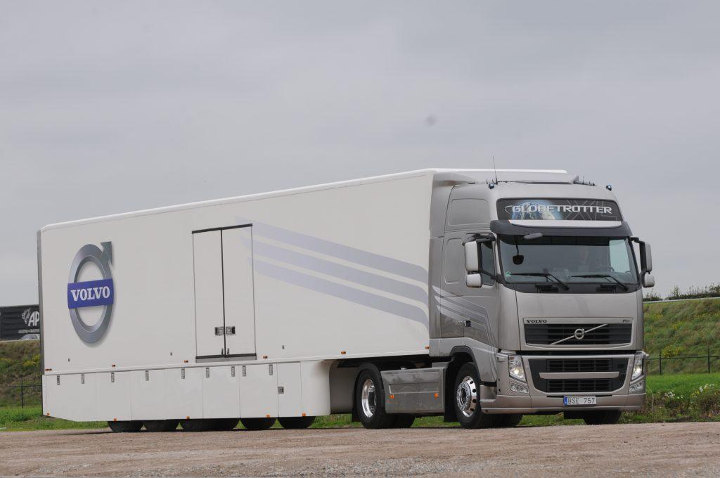 Praktijktest Volvo FH 500 Globetrotter XL
