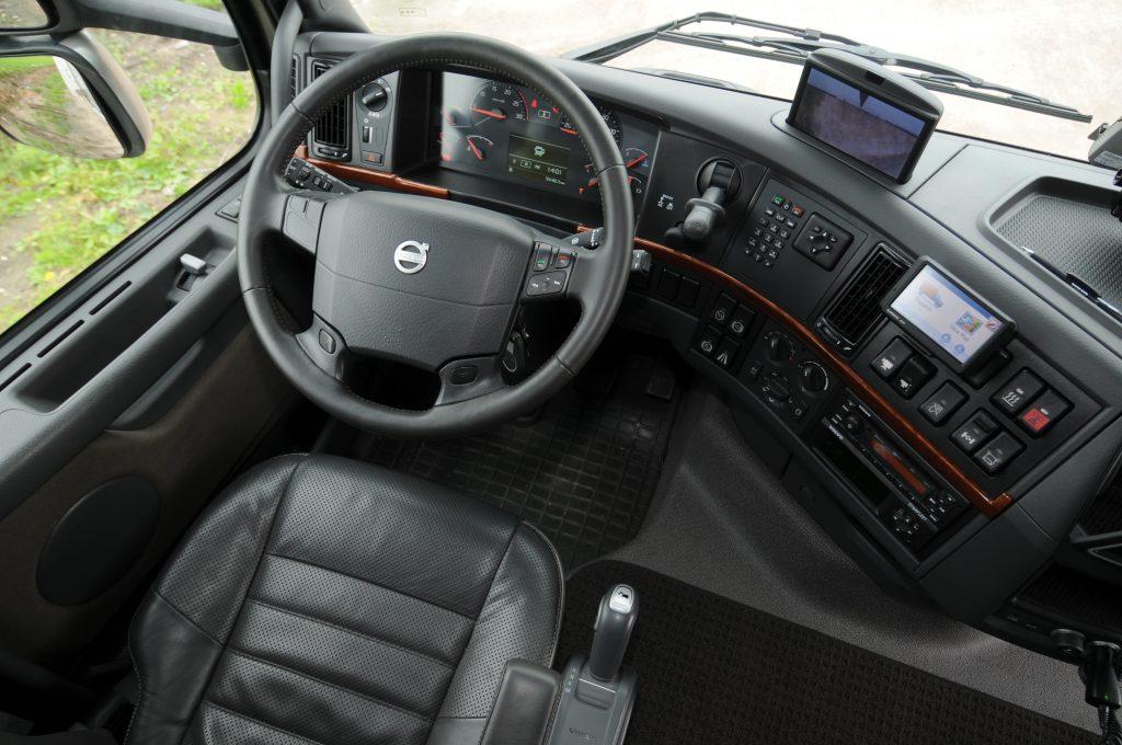 interieur volvo fh 500 2011 truckstar