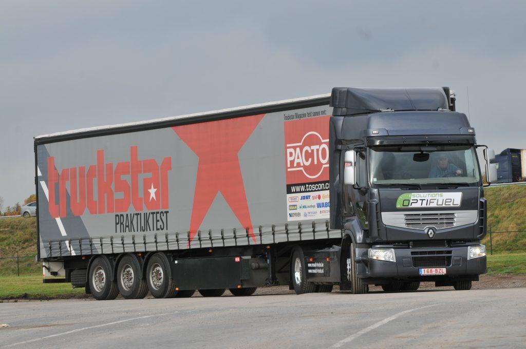 Praktijktest Renault Premium 460 Euro5