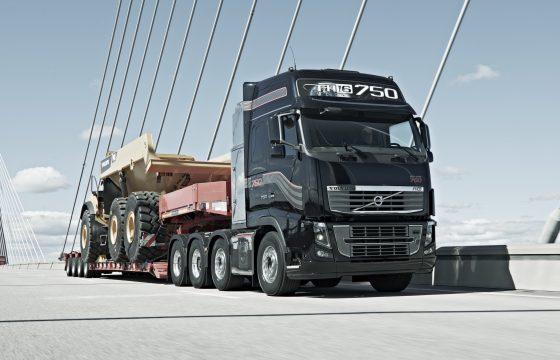 Volvo FH16 met 750 pk