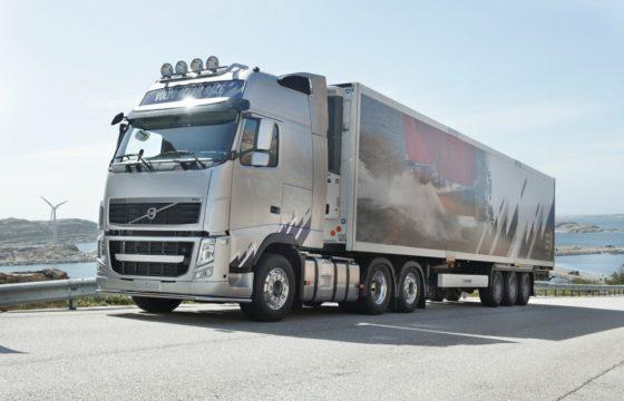 Volvo houdt van zeilen