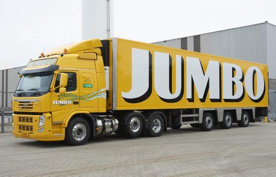 FM's op Methaan-Diesel in Nederland
