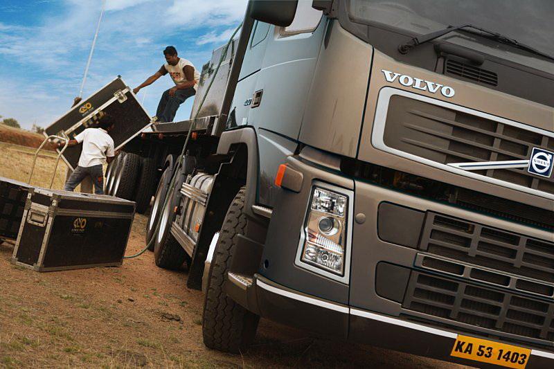 Duizend Volvo's voor Irak