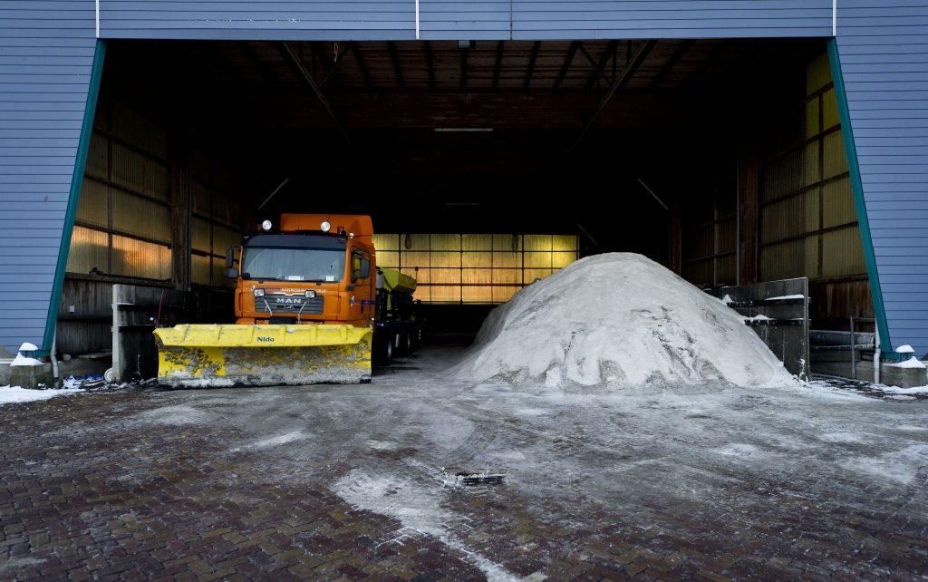 Meer zout voor de Vlamingen