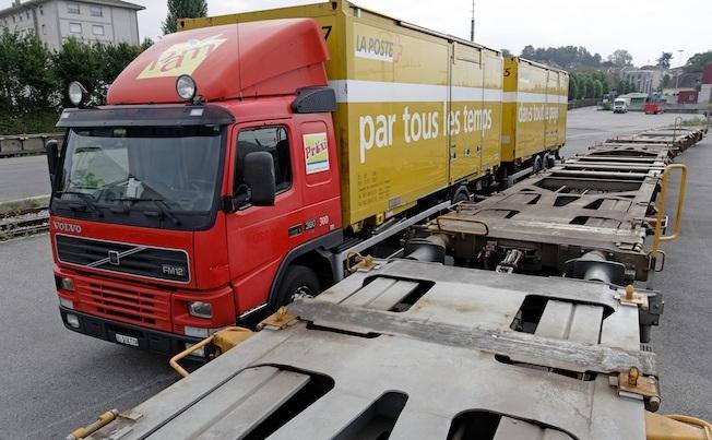 'Wegtransport blijft de toekomst'