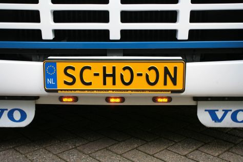 Truck soms schoner dan trein of schip